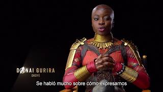 Vengadores: Infinity War de Marvel | Making of: 'Wakanda por siempre' | HD