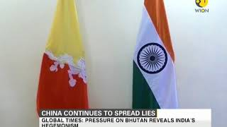 India pressurizing Bhutan to take stand on Doklam, claims Chinese daily Global Times