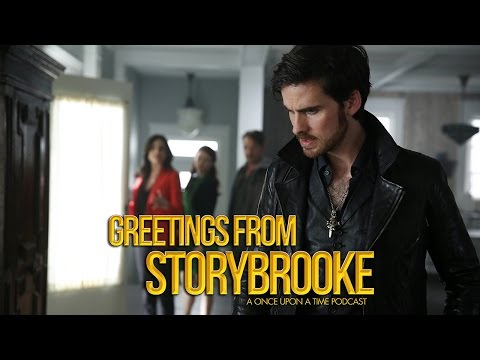 Greetings from Storybrooke #144 - Emma's Etsy Shop