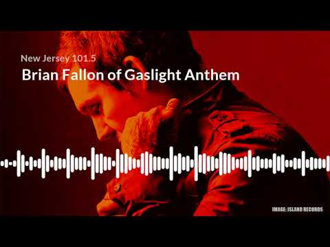 Brian Fallon talks new music, Gaslight Anthem Reunion & more
