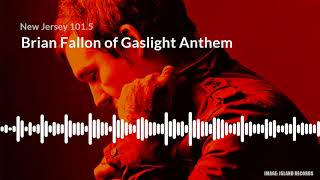 Brian Fallon talks new music, Gaslight Anthem Reunion & more
