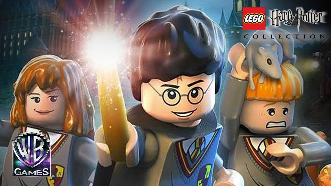 Lego Harry Potter Collection Trailer De Lançamento Xbox One E