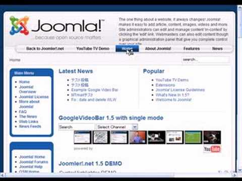 Joomla! MovableType XML-RPC for Google Docs
