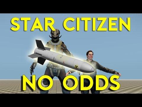 DONT TELL ME THE ODDS | Star Citizen Alpha 2.6.1 | Part 390 (Star Citizen 2017 PC Gameplay)