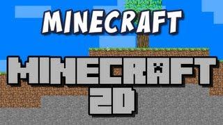 Minecraft - 2D Minecraft Mod Spotlight!