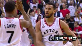 Indiana Pacers vs Toronto Raptors - April 26, 2016