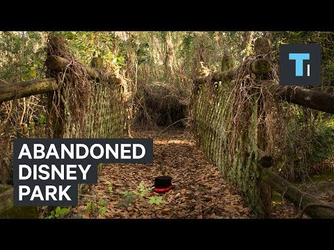 Thumbnail: This abandoned Disney water park has been rotting for over 15 years