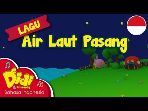 Lagu Anak-Anak Indonesia   Didi & Friends   Air Laut Pasang