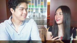 How was the whole My Fairy Tail Love Story Experience for Elmo and Janella?