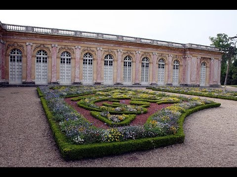 Places to see in ( Versailles - France ) Le Grand Trianon
