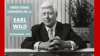 Earl Wild plays Grieg Piano Co…
