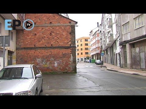 Lugo, la ciudad de los '1001' tapones urbanísticos
