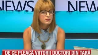 DE CE PLEACA VIITORII DOCTORI DIN TARA