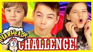 WARHEADS CHALLENGE!! | EXTREME SOUR CANDIES! | KITTIESMAMA
