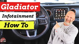 Infotainment How To - 2020 Jeep Gladiator