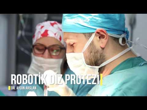 Robotik Diz Protezi Ameliyatı Izle
