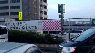 東京首都高用賀PA・秋葉原・銀座2011年晩夏
