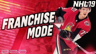 NHL 19 Franchise Mode l Ottawa Senators #26