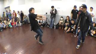K vs beat the repeat BEST32 FREESTYLE SIDE / RUN UP! × ばとる☆マギカ vol.2