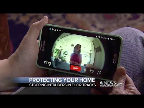 Ring Protect Can Provide 24/7 Security for Your Home