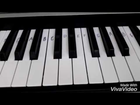 Как сыграть на синтезаторе гравити фолз