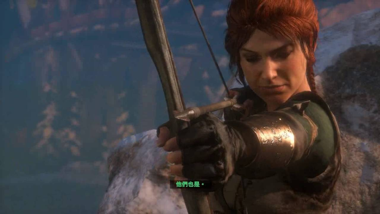 古墓奇兵:崛起 #5 中文完整劇情攻略 + 支線任務 (Rise of the Tomb Raider) - YouTube