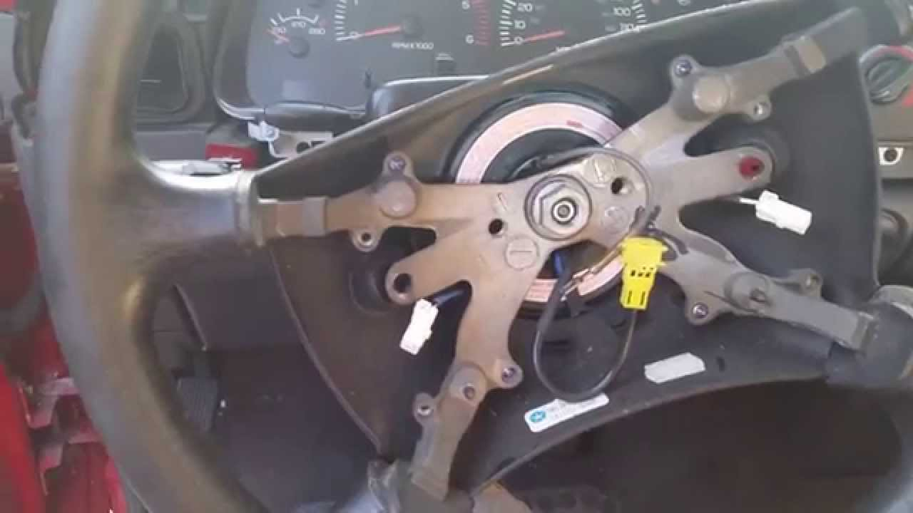 maxresdefault how to remove steering wheel on a 1995 2001 dodge ram youtube  at pacquiaovsvargaslive.co