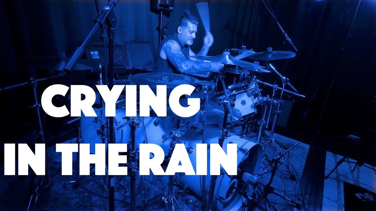 Crying in the Rain by Whitesnake (Drum Cover by Mykie-V)