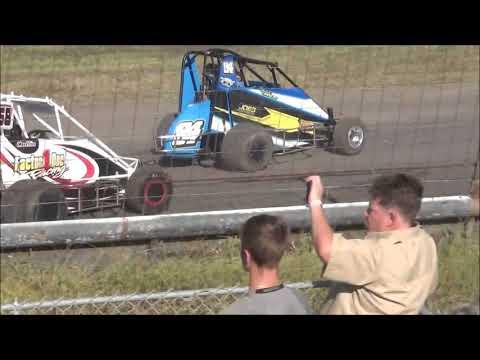 09-23-17 Gulf Coast Speedway Feature Race