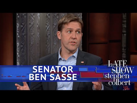 Senator Ben Sasse: Congress Isn't Working