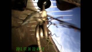 Авиамодель с камерой на борту