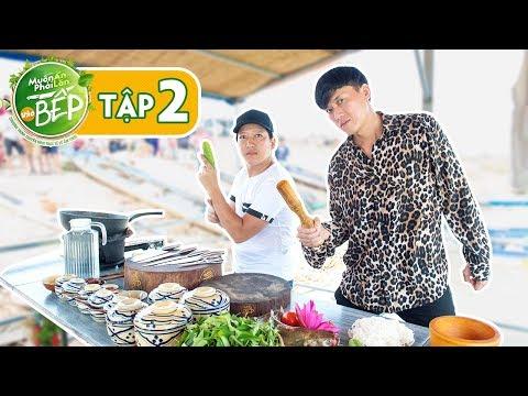Full #2 | Trường Giang, Vi cá Quách Ngọc Tuyên đại náo Hồ Dầu Tiếng | Muốn Ăn Phải Lăn Vào Bếp