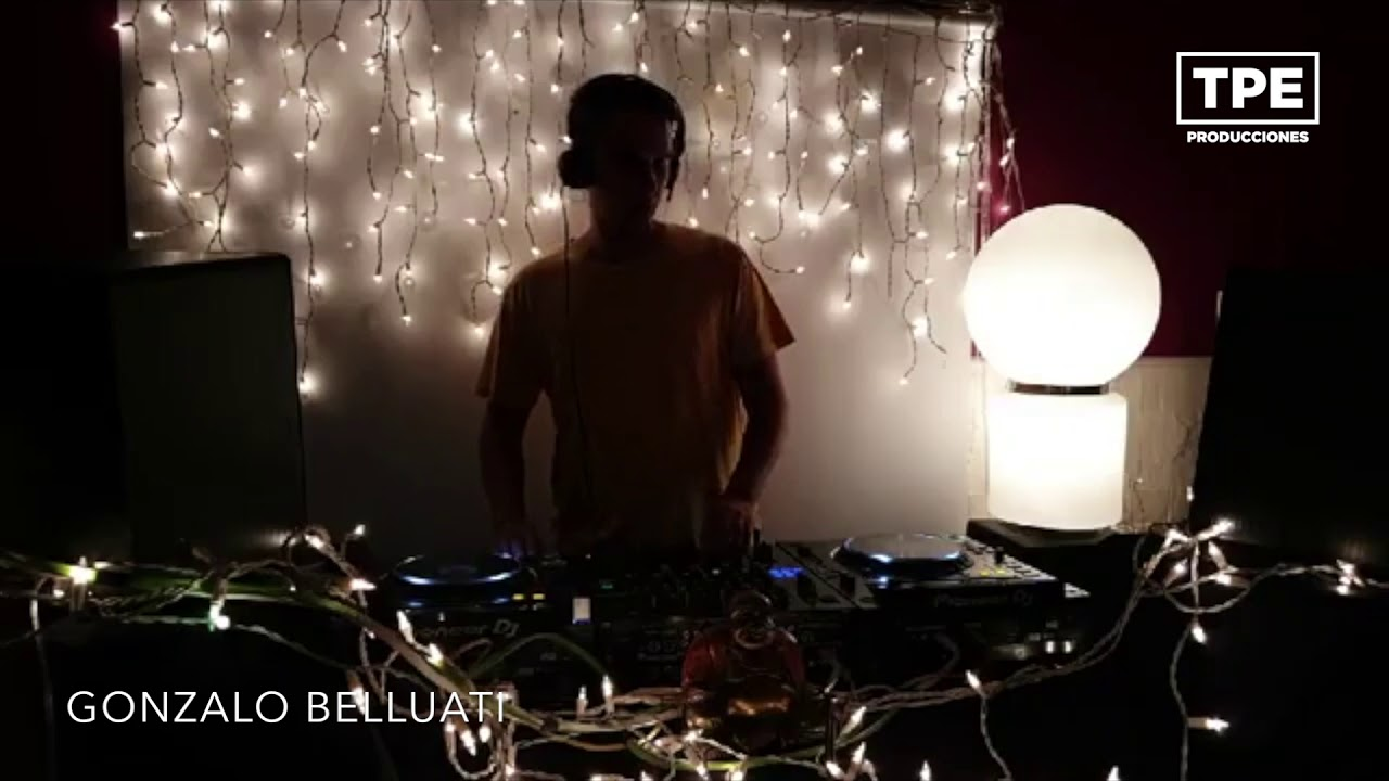 Gonzalo Belluati @ Live Streaming Buenos Aires 03.04.20