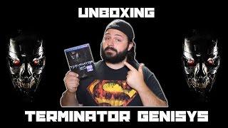 Terminator Genisys 3D Bluray Unboxing & Review | BLURAY DAN