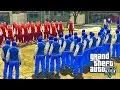 GTA 5 ONLINE -  BLOODS VS CRIPS