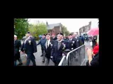 Bedworth 11 11 2013 Armistice