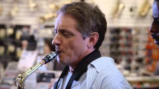 A man thinks he's a saxophone god in this funny Bose commercial from SpecBank.com
