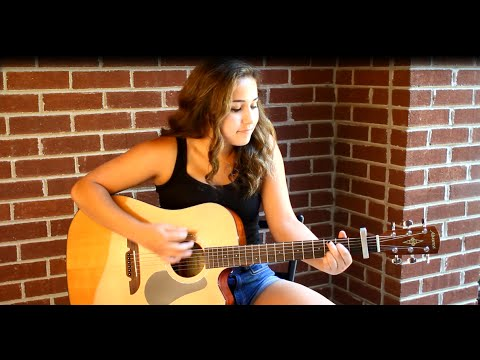 I Want Crazy - Hunter Hayes Cover by Erica Mourad