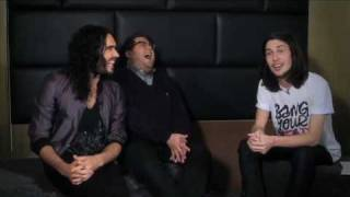 Russell Brand and Jonah Hill Interview