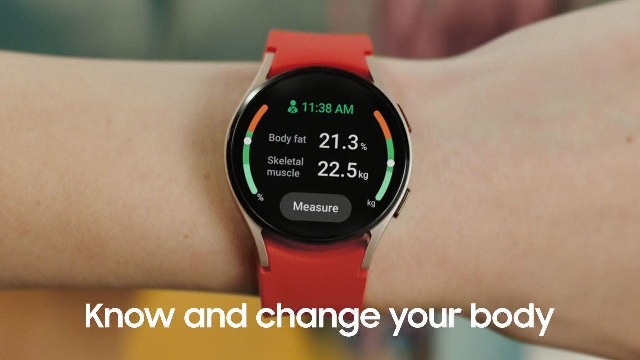 Galaxy Watch4: Know and change your body | Samsung Indonesia
