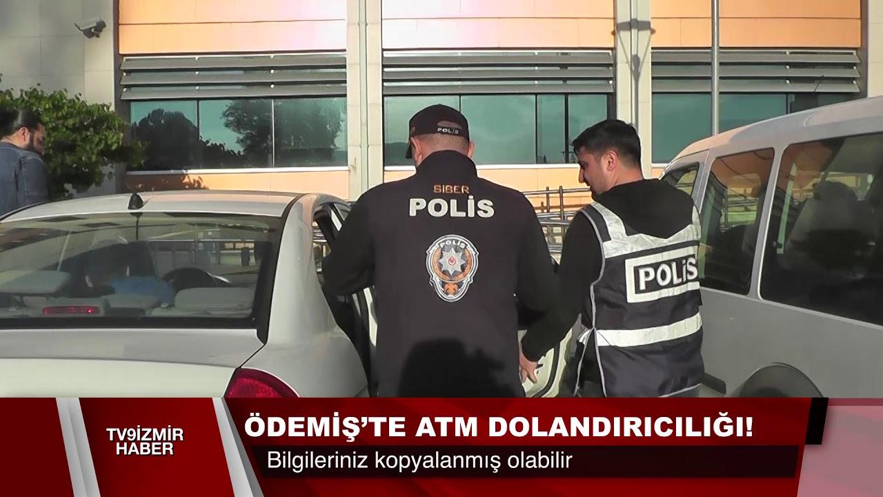 ÖDEMİŞ'TE ATM DOLANDIRICILIĞI!