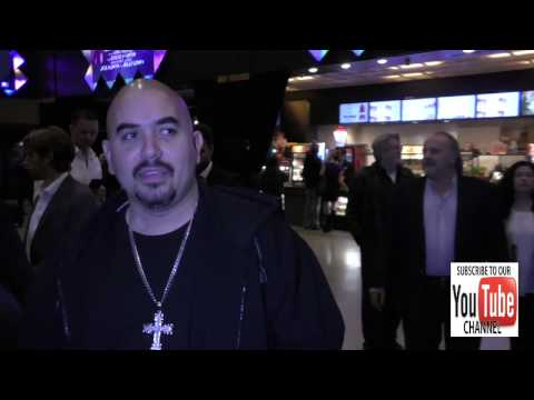 Noel Gugliemi talks about always playing a bad guy at the World Premiere Of Better Criminal