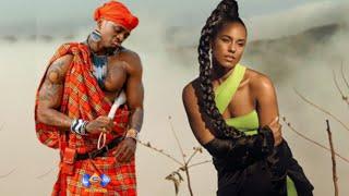 Alicia Keys ft. Diamond Platnumz - Wasted Energy (Official Video)