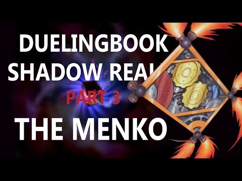 The Duelingbook SHADOW REALM - 3 - THE Menko