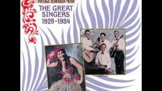 George Ku Trio - Kuu Lei (1932)