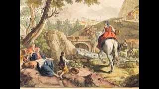 "Franz Joseph Haydn  ""A Pastoral song"" da VI Original Canzonettas (1794)"