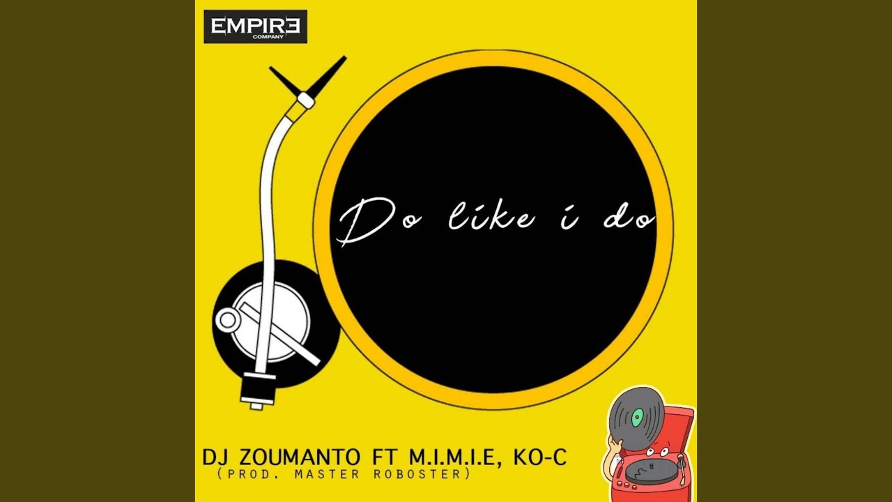dj zoumanto ft ko c