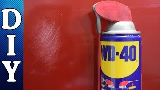 Download Removing Scratches From Your Car Using WD-40 Hack - Final Judgement Mp3 and Videos