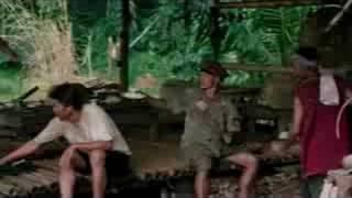 Peter Zeitlinger- Escape from the Prison Camp scene