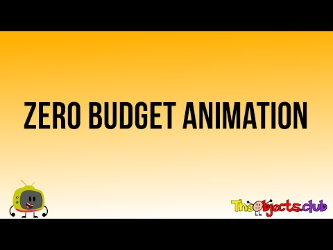 Object Shows: Zero Budget Animation